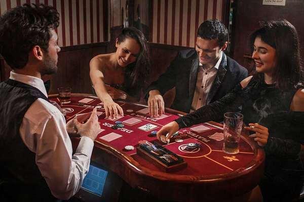 Ограбление подпольного казино
