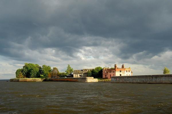 Город-крепость Кронштадт