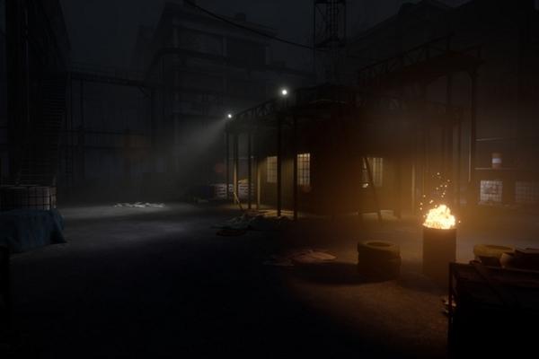 City Z. Necropolis