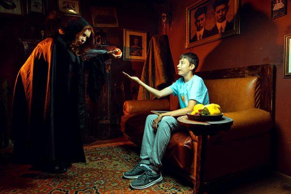 Дом страшных сказок