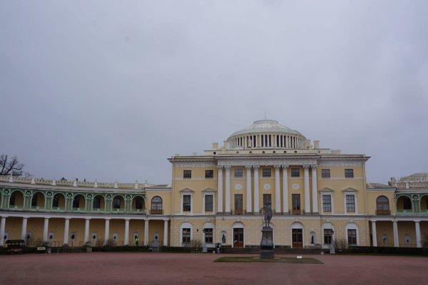 Павловск. В поисках подарка императрицы