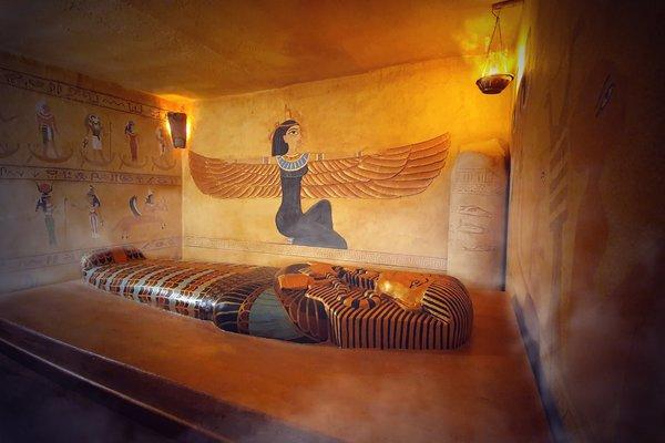 Тайна фараонов