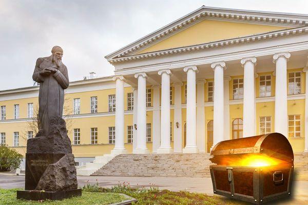 Сокровища Новослободской