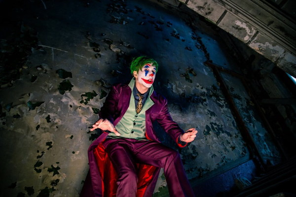 Джокер. Новая история