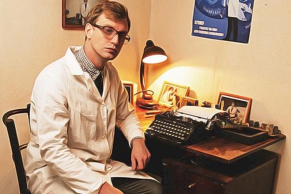 Машина времени: тайна профессора Рихтера