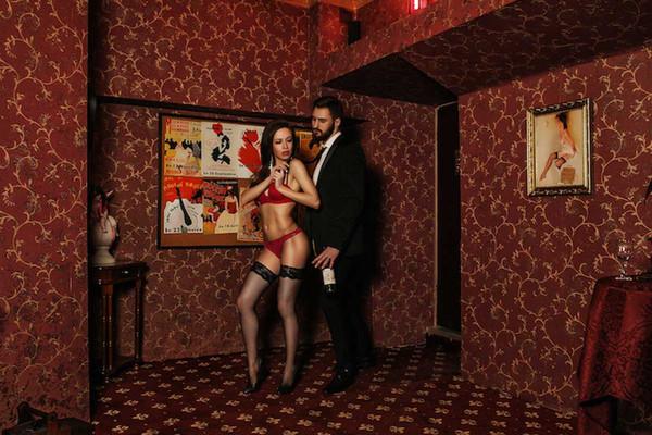 Романтическое путешествие в Мулен Руж