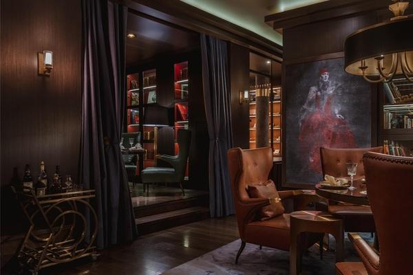 Romanov Cigar Lounge