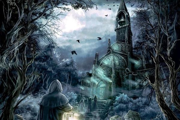 Заброшенное святилище