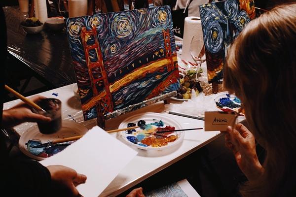 Художественная студия и Лекторий Artista