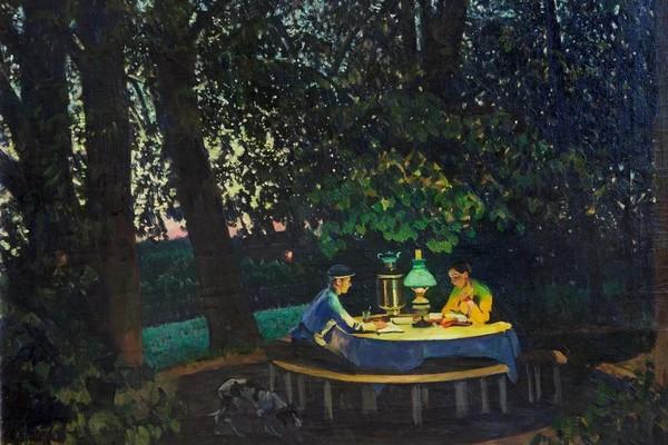Другие берега. Русское искусство в Нью-Йорке. 1924
