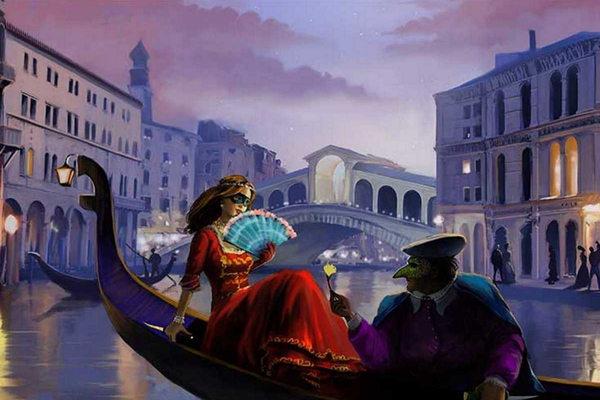 Тайны Венеции