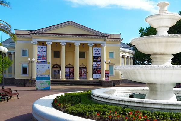 Летний театр парка им. Фрунзе