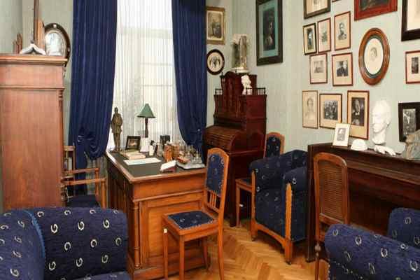 Музей-квартира Вл.И. Немировича-Данченко