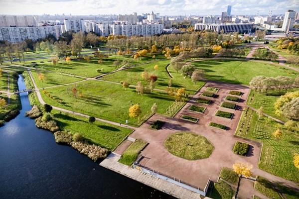 Пулковский парк