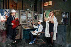 Конец света: Атомный реактор