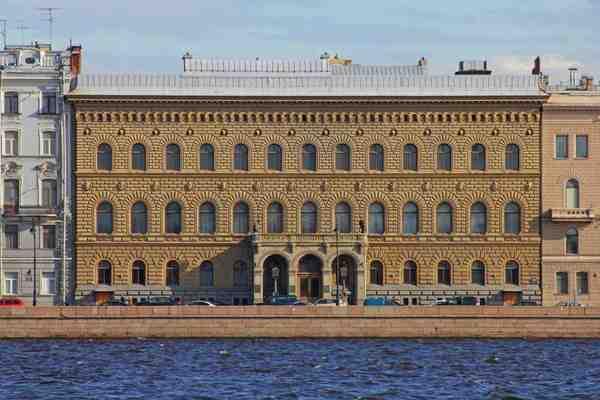 Дом ученых им. Горького РАН
