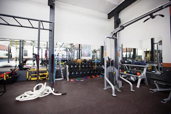 Rocky Road Gym