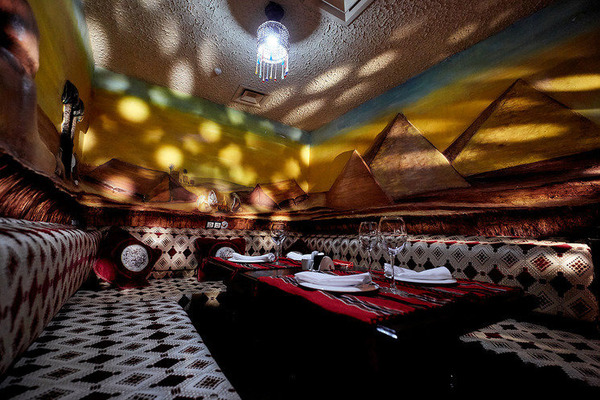 Marrakesh lounge