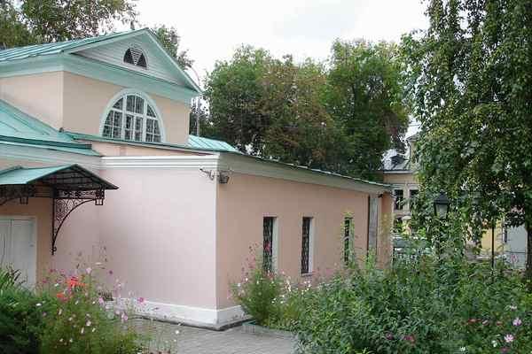 Толстовский центр на Пятницкой-12 (ГМТ)