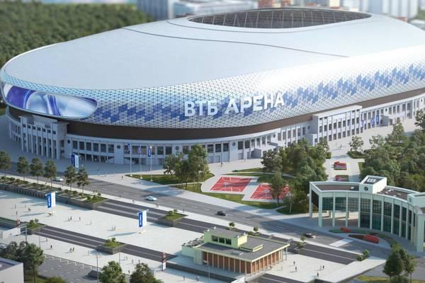 """ВТБ Арена / Центральный стадион """"Динамо"""""""
