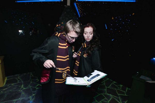 Гарри и тайна магов