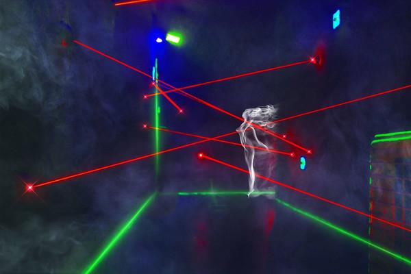 """Laser Room """"Миссия выполнима"""""""