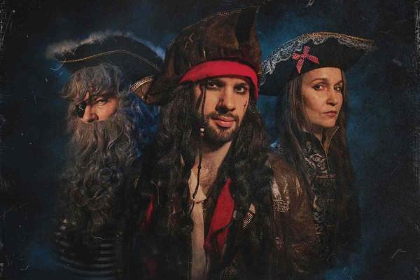 Пиратские приключения на острове Креста