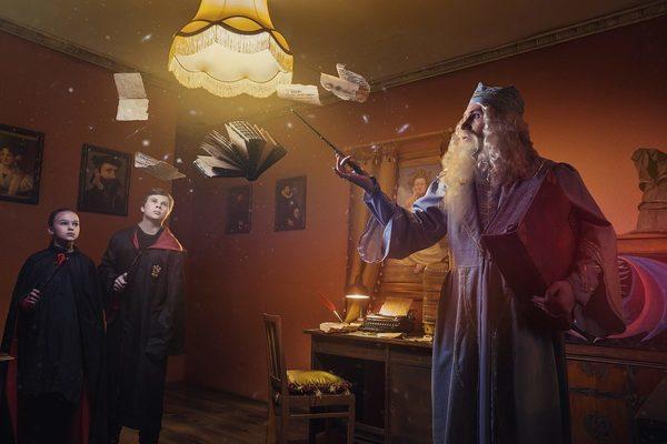 Приключения Гарри