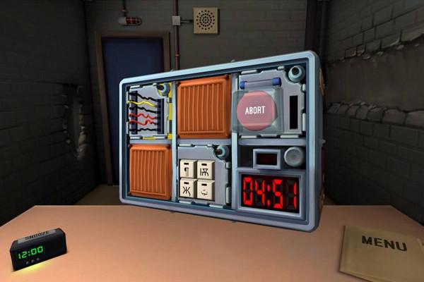 Обезвредь бомбу VR
