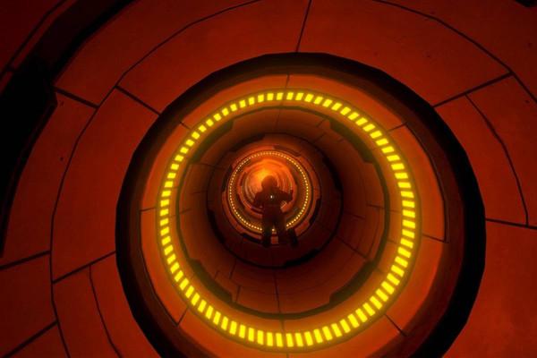 Космическая станция VR