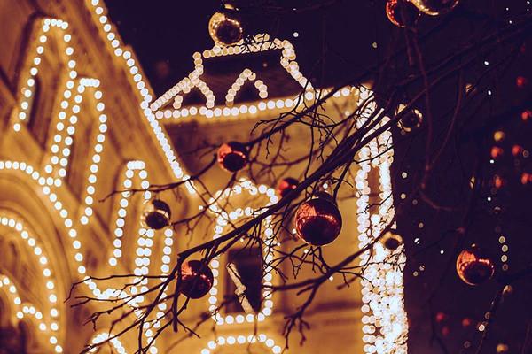 Тайны новогодней Москвы