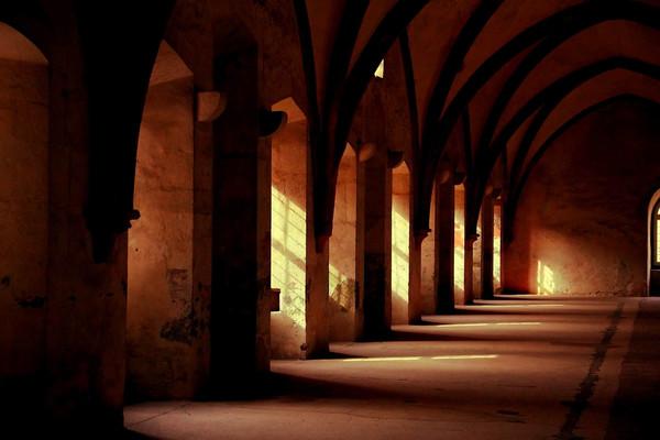Проклятый монастырь