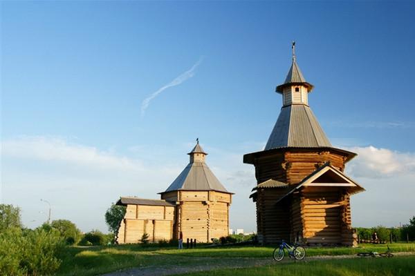 Тайны древних башен