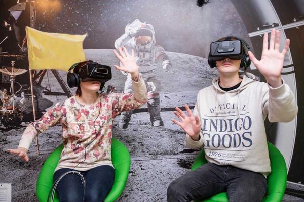Интерстеллар VR