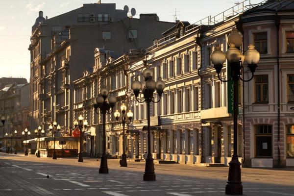 Древние московские предместья
