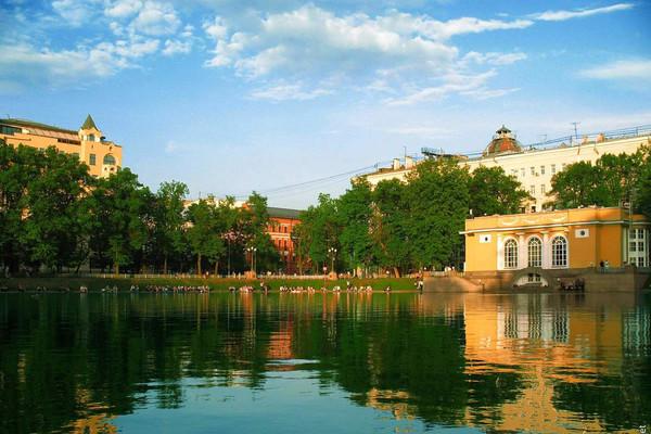 Булгаковская Москва: однажды на Патриарших