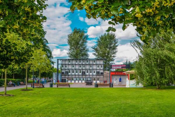 История парка Горького: больше хлеба и зрелищ!