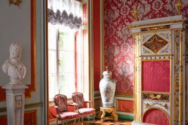Интерьеры Кусково: тайны дворца