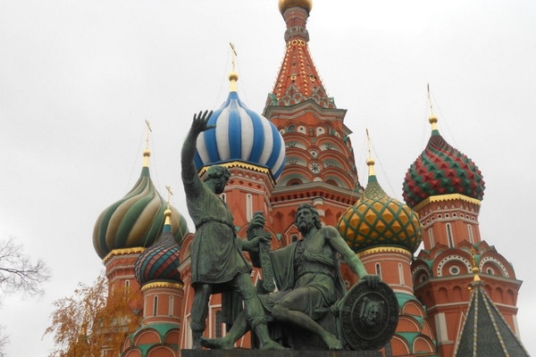 Культовая Москва: ее величество Красная площадь