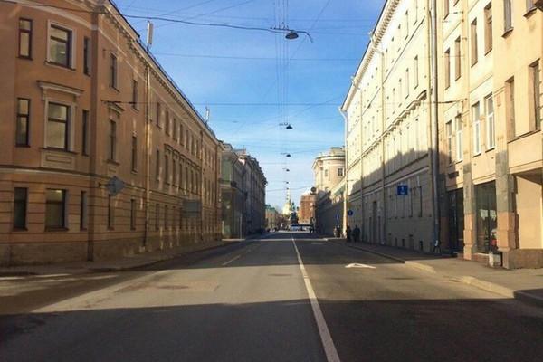Развратный Петербург