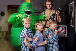 Охотники за привидениями KIDS