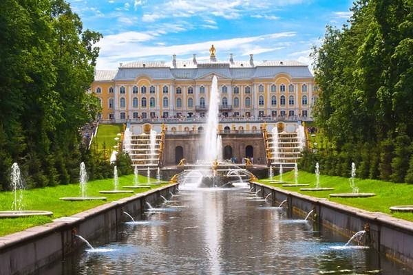 Петергоф – столица фонтанов