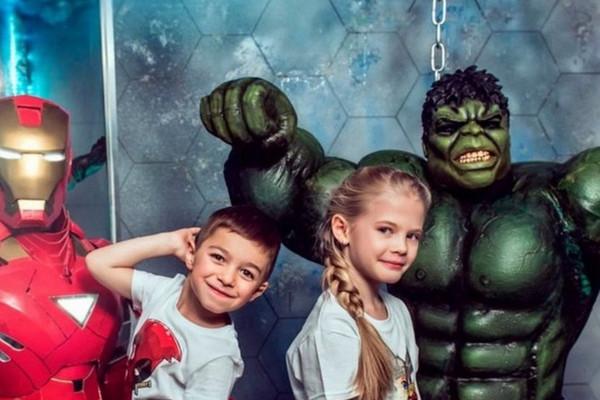 Супергерои. Новое поколение