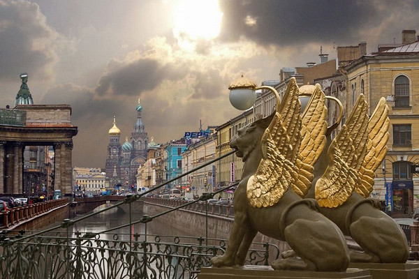 Невероятные приключения в Петербурге