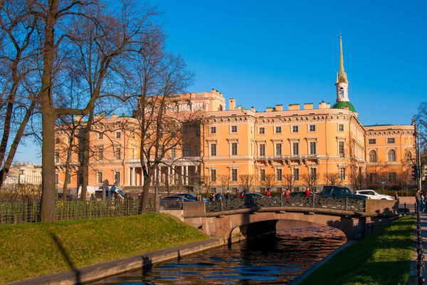 Петербургские мосты и их тайны