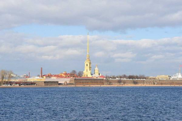 Петропавловская крепость и окрестности