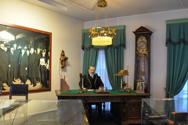 Назад, в прошлое: Государственный музей истории Санкт-Петербурга
