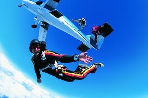 Аэроклассика. Прыжки с парашютом