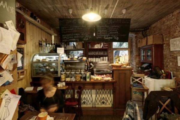Кафе Лебедева