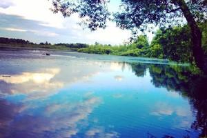 Озеро Киово